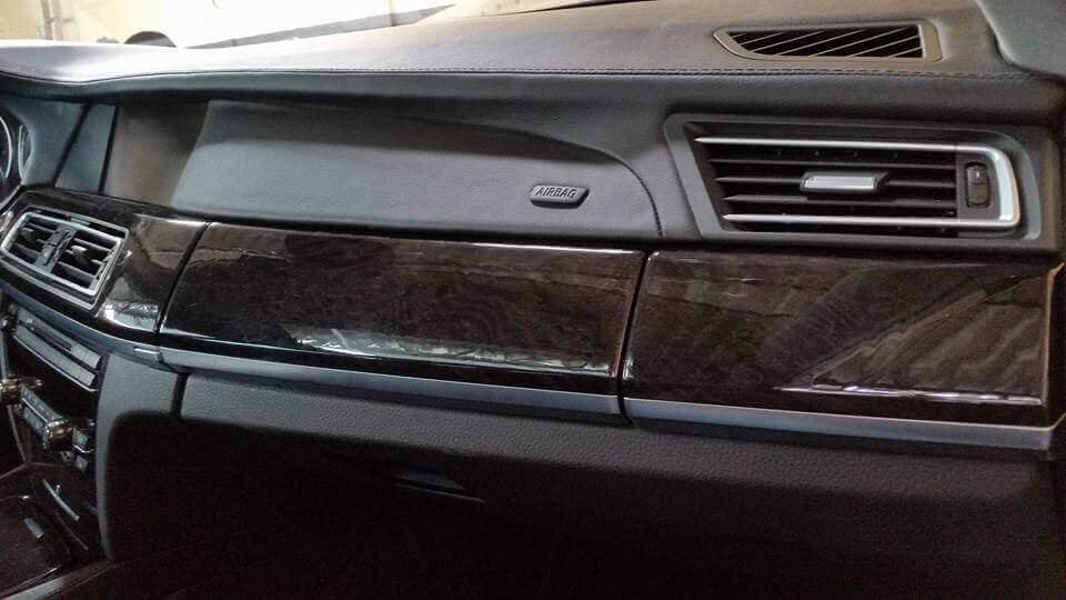 Reparo Air bag Estourado BMW