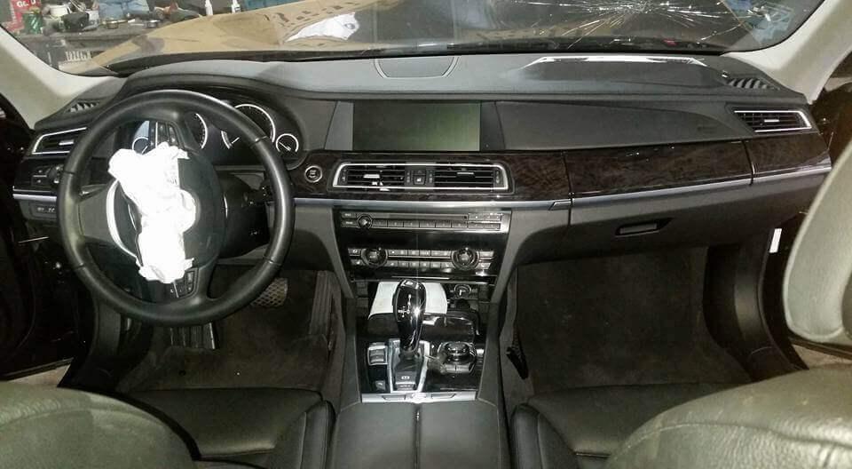 Conserto Airbag Estourado BMW