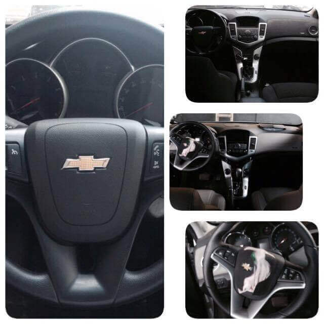 Reparo Air bag Estourado Chevrolet Cruze