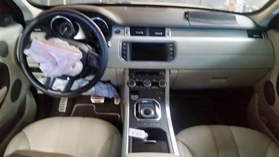 Reparo Air bag Estourado Land Rover Range Rover