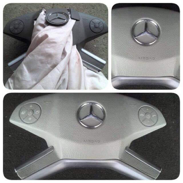 Reparo Air bag Estourado BMW