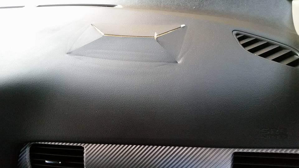 Reparo Air bag Estourado Mitsubishi