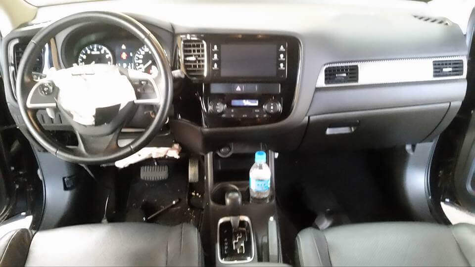 Reparo Air bag Estourado Mitsubishi
