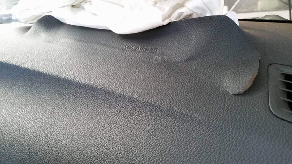 Reparo Air bag Estourado Nissan Sentra