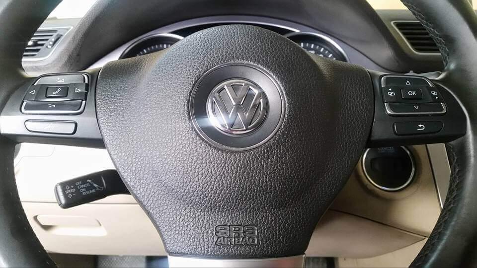 Reparo Air bag Estourado Volkswagen Passat TSI